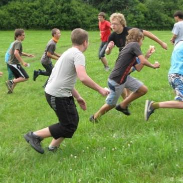Letní tábory – chaloupky