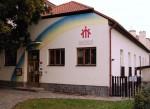 """Salesiánské středisko budova ve """"Čtyráku"""""""